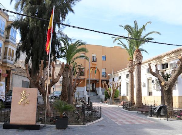 Plaza Legión Española