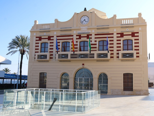 Ayuntamiento Garrucha