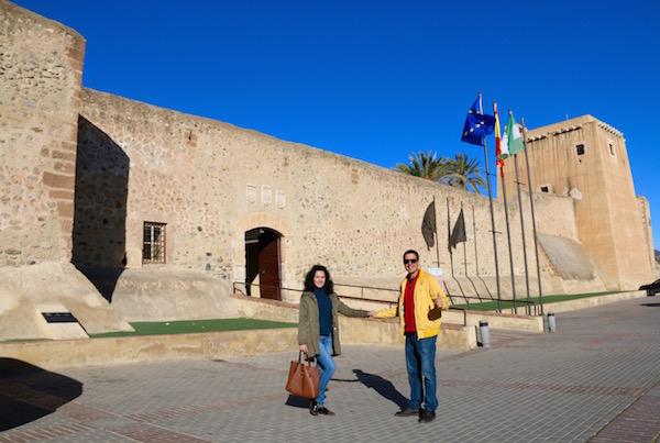 Castillo Marqués de los Vélez