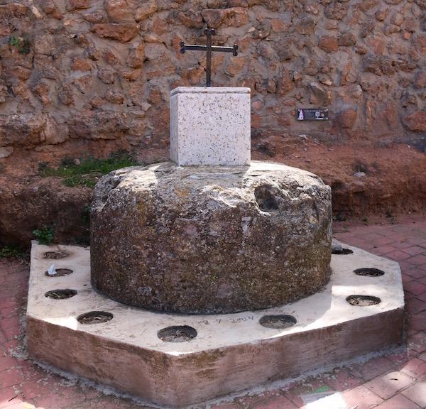 Cruz Santa Ana