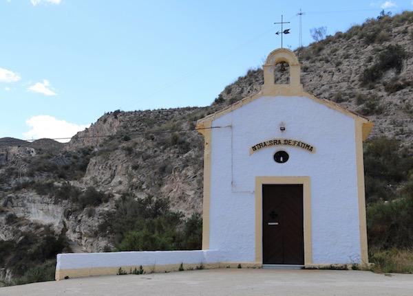 Ermita Fátima