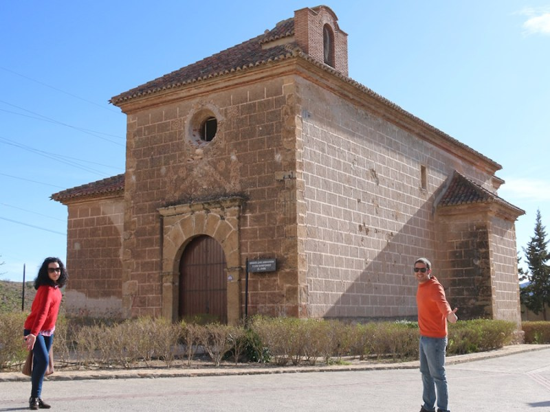 Ermita San Sebastián y Ildefonso