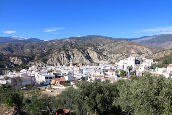 Vistas Mirador del Cerro de la Cruz