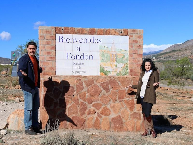 Pueblo Fondón