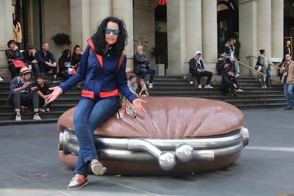 Bourke Street Mall-Andorreando por el Mundo