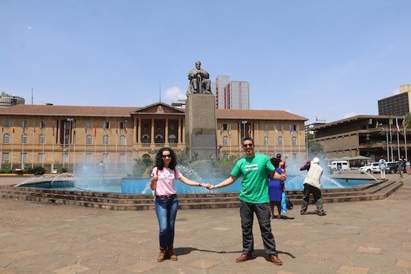 Fuente Gobernador Nairobi-Andorreando por el Mundo