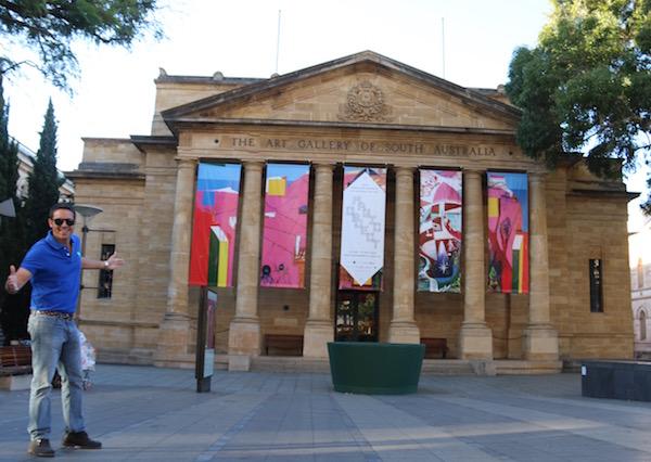 Galeria Art South Australia-Andorreando por el Mundo