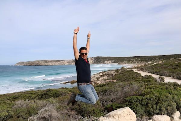 Jump Playa Vivone Andorreando por el Mundo.
