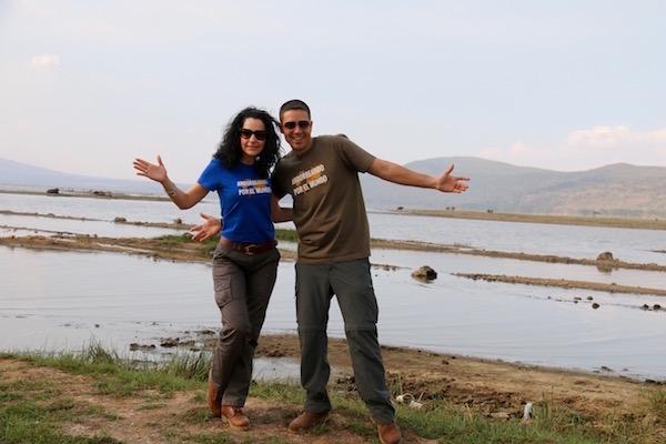 Lago Nakuru-Andorreando por el Mundo