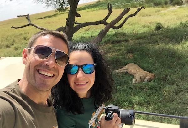 Leon Serengeti-Andorreando por el Mundo