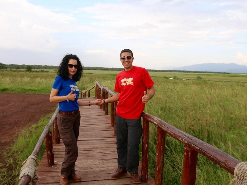 Parque Nacional Lago Manyara-Andorreando por el Mundo