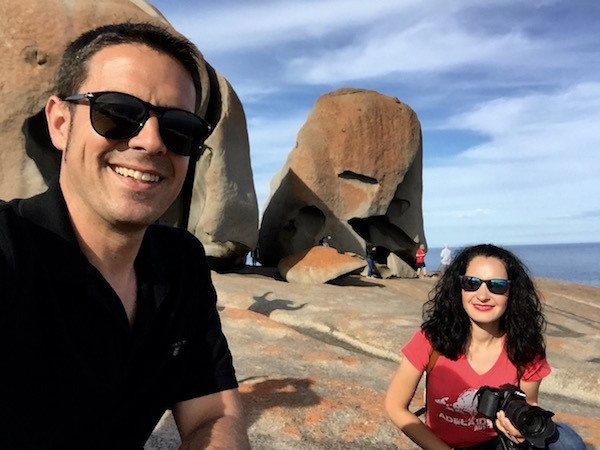 Remarkable Rocks-Andorreando por el Mundo..