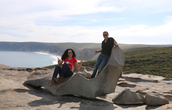 Remarkable Rocks-Andorreando por el Mundo
