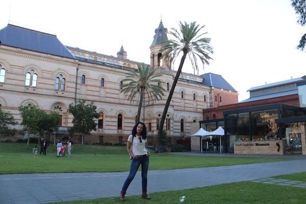 South Australia Museum-Andorreando por el Mundo