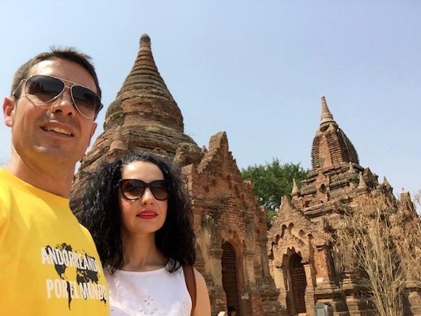 Templo Khay Nin Gha-Andorreando por el Mundo