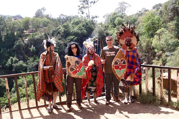 Tribus Kenya-Andorreando por el Mundo