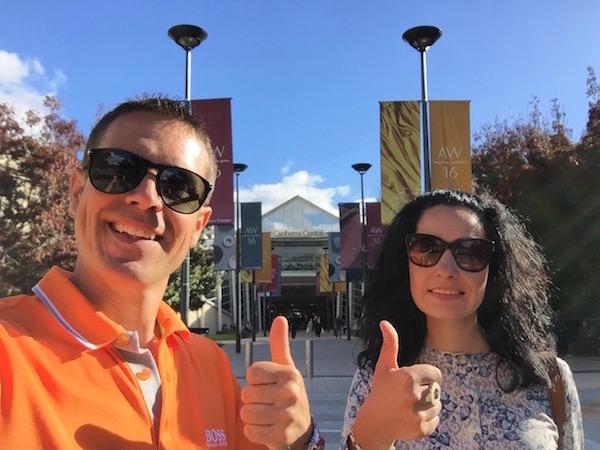 Canberra Centre-Andorreando por el Mundo
