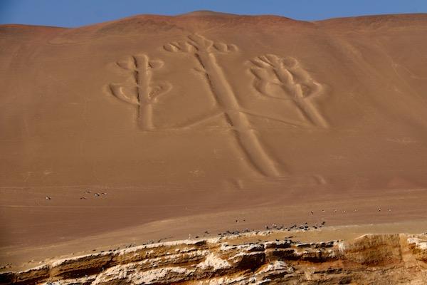 Candelabro Perú-Andorreando por el Mundo.