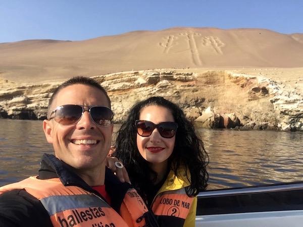 Candelabro Perú-Andorreando por el Mundo