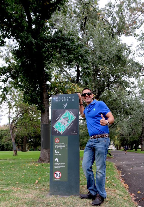 Carlton Gardens-Andorreando por el Mundo