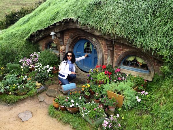 Casa HobbitAndorreando por el Mundo  ANDORREANDO POR EL