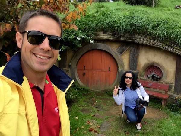 Casa Hobbit-Andorreando por el Mundo