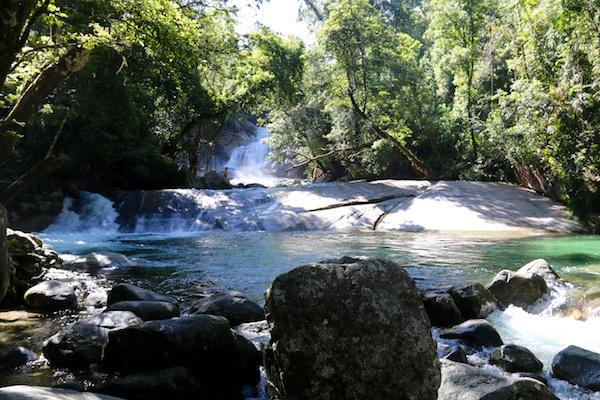 Cascada Josephine-Andorreando por el Mundo.
