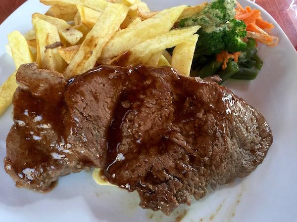 Comida Peruana-Andorreando por el Mundo