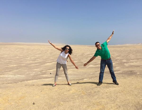 Desierto Paracas- Andorreando por el Mundo.