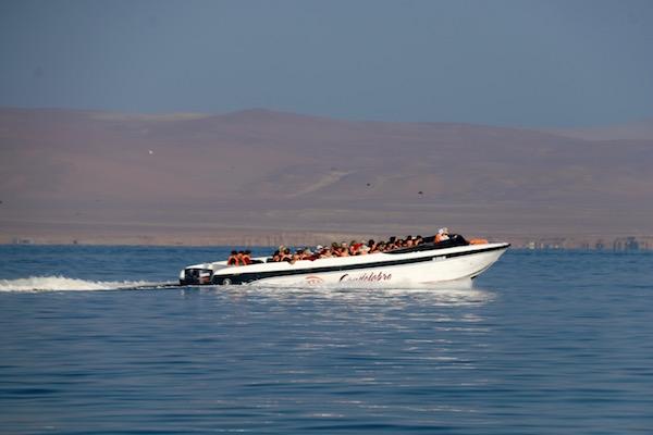 Embarcaciones Paracas-Andorreando por el Mundo