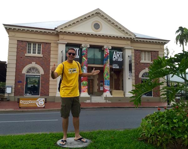 Galería de Arte Cairns-Andorreando por el Mundo