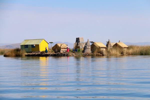 Islas Uros
