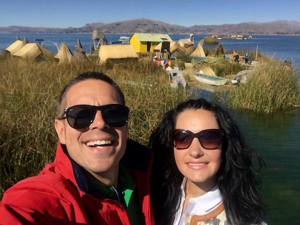 Paseo Lago Titicaca