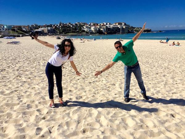Playa Bondi-Andorreando por el Mundo.