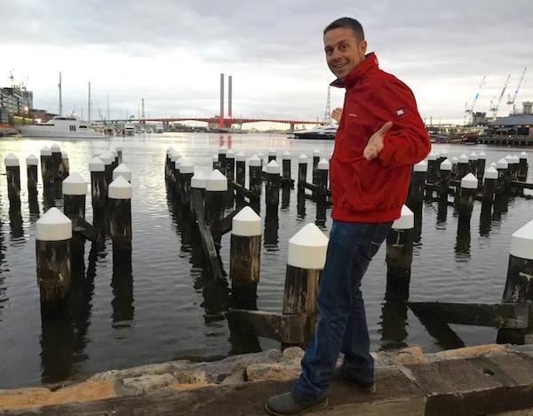 Puerto Deportivo Docklands-Andorreando por el Mundo