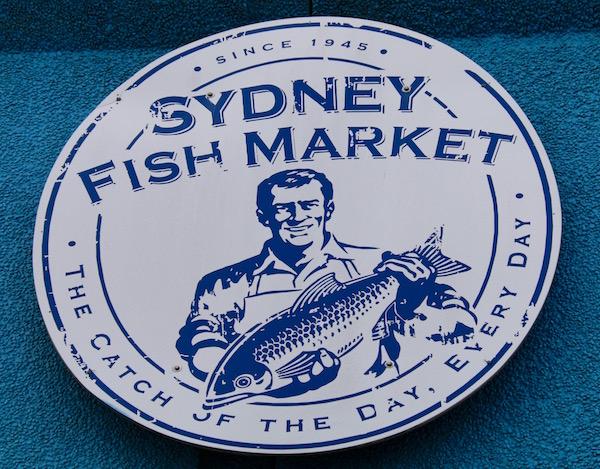 Sydney Fish Market-Andorreando por el Mundo