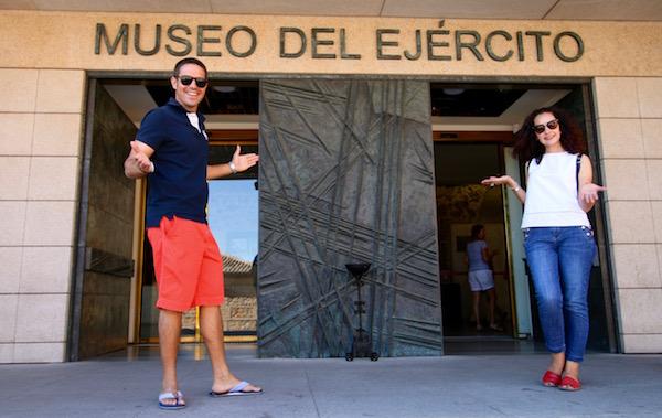Álcazar Museo Ejército