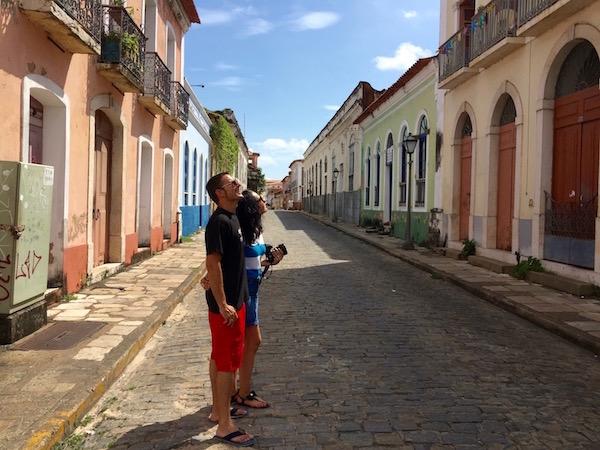 Calles San Luís