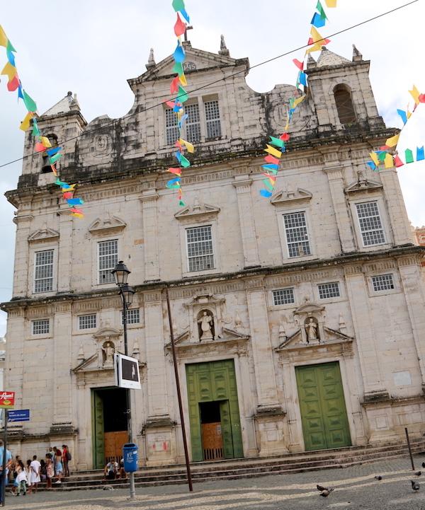 Catedral Salvador de Bahía