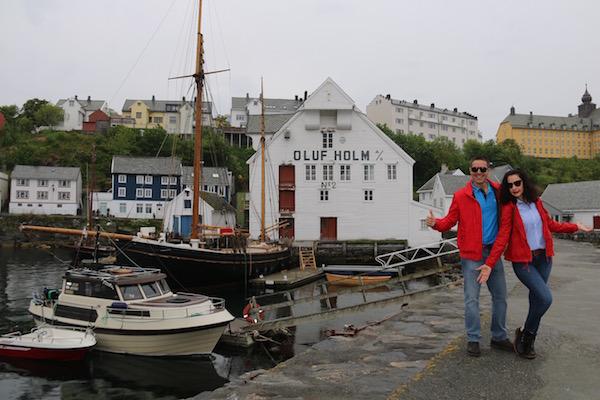 Ciudad Alesund