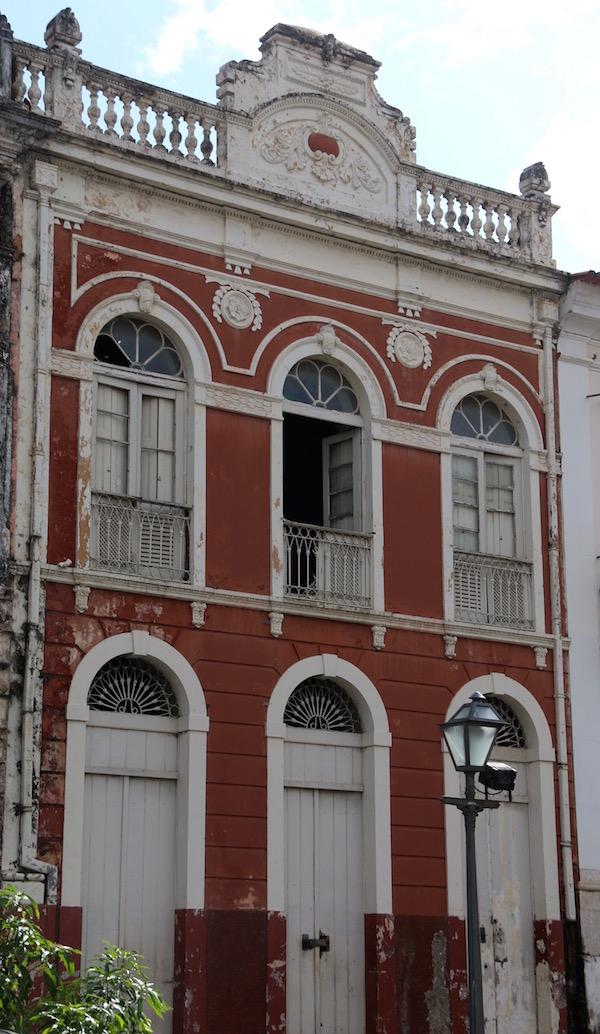 Edificios Coloniales.