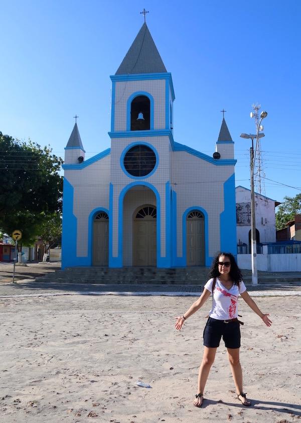 Iglesia Barreirinhas