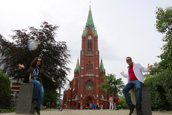 Iglesia Johanneskirke