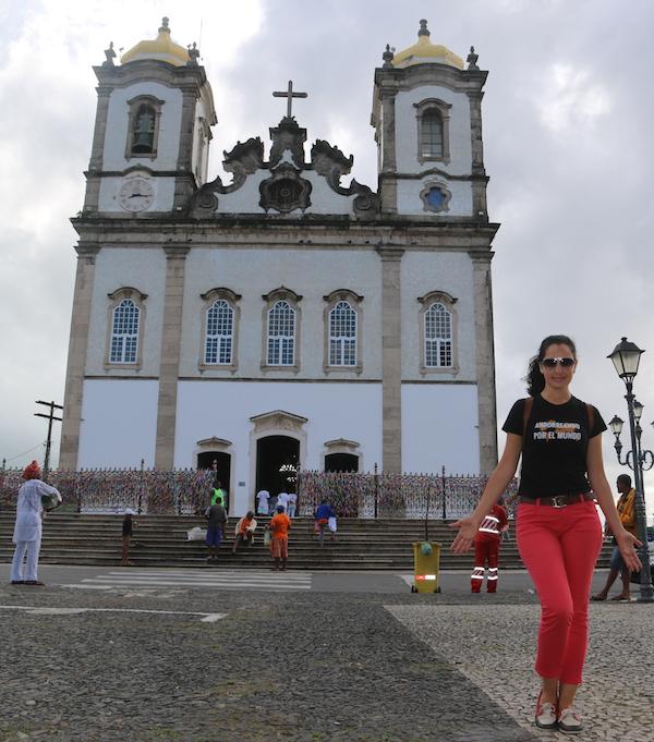 Iglesia Nuestro Señor de Bonfim