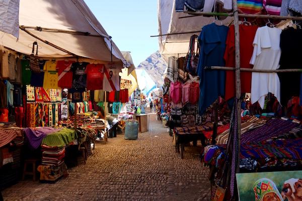 Mercado Artesanal Pueblo Machu Picchu