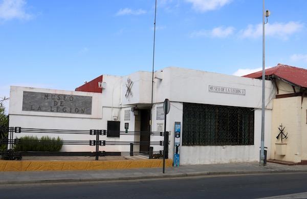 Museo Legión