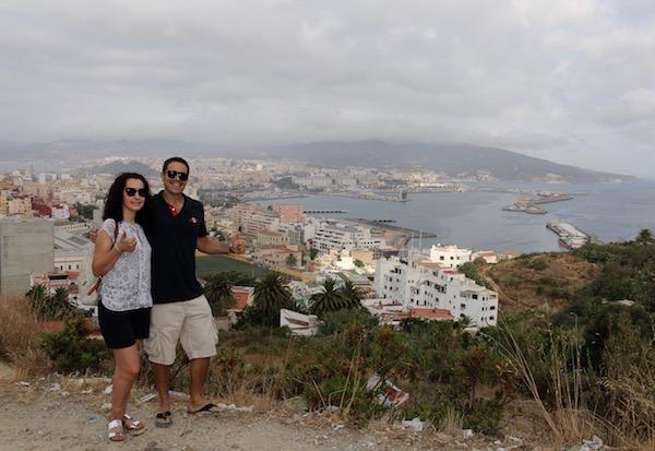 Vistas Ceuta