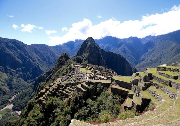 Vistas Machu Picchu