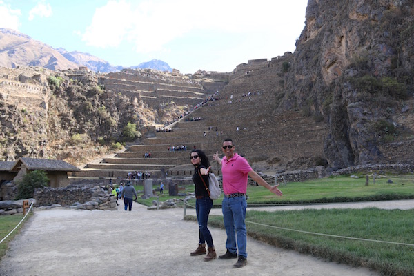 Zona Arqueológica Ollantaytambo.