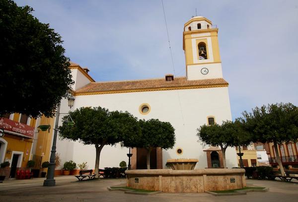 Iglesia Santa Cruz Voto.
